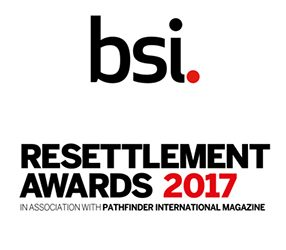 The BSI Resettlement Awards 2017