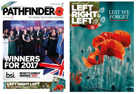 Pathfinder International – The November Issue is out now