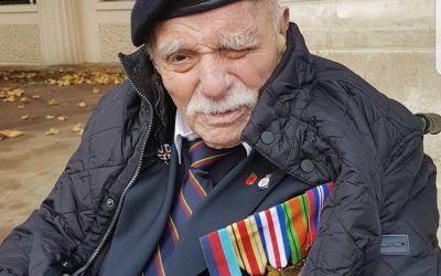 Remembrance Weekend – Our Ernie on the BBC