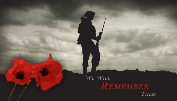 An Ode to a stranger – Remembering them on Remembrance Weekend