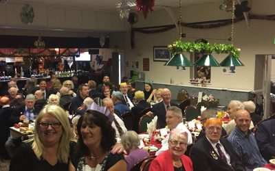 Christmas cheer for SSAFA Veterans, thanks to ESS