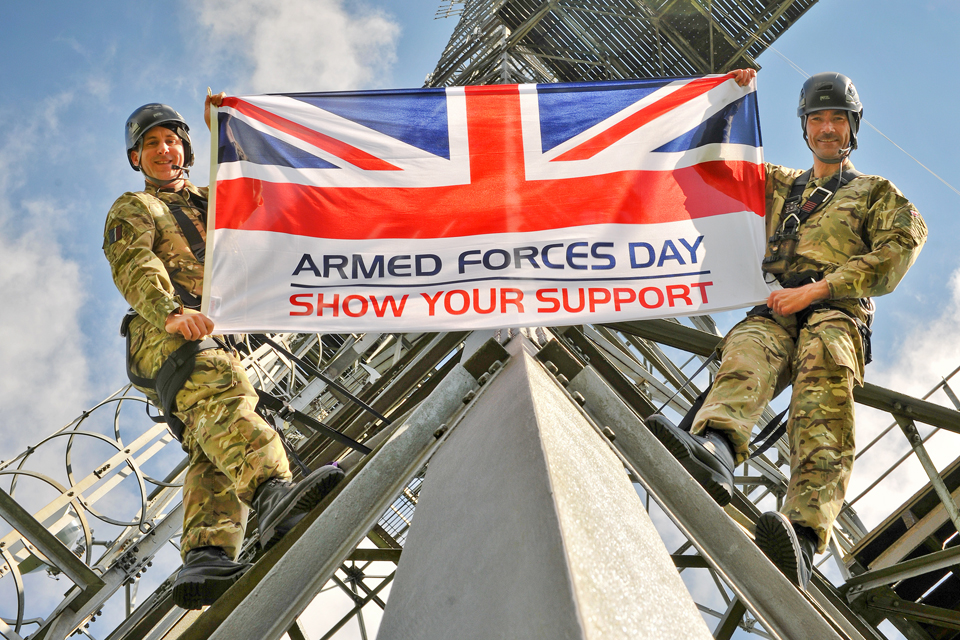 Bids Open To Host 2019 Armed Forces Day National Event
