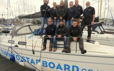 Charity Challenge To Raise £100,000 For Training Boat