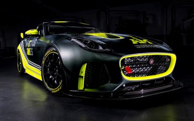 'Invictus Games Racing' To Compete At 2018 British GT Championship