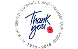 The Legion Invites The Nation To Say 'Thank You'