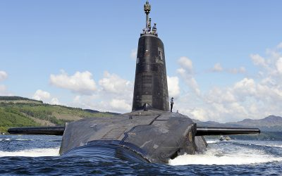 WATCH: Fourth Astute Class Submarine Completes First Dive