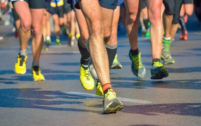 Troop Of Military Runners To Battle Vitality 10K