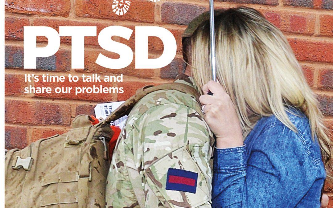 PTSD – A personal insight inside Left Right Left Magazine