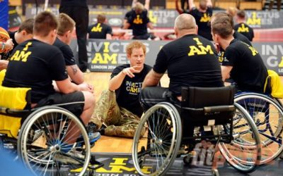 Impact Of Participation In The Invictus Games