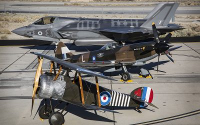 Tickets For RAF Centenary Celebrations