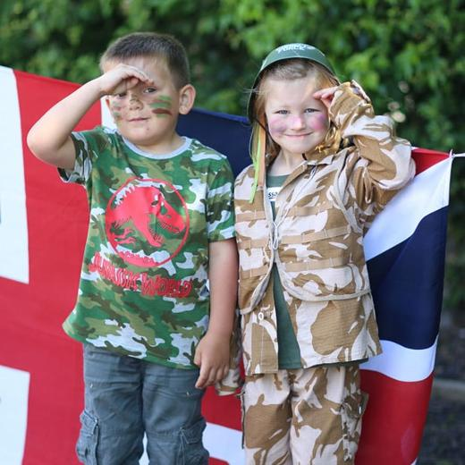 Annington Trust Supporting Short Breaks For Military Families