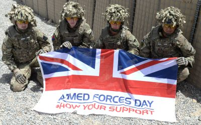 100 Day Countdown To Armed Forces Day