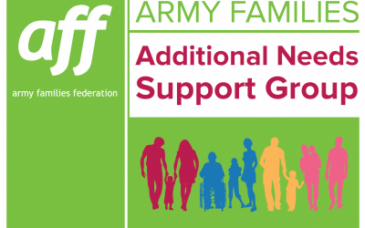 Army Family Focus On Additional Needs Support