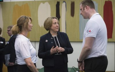 Celebrating Military Medical Welfare At Westminster