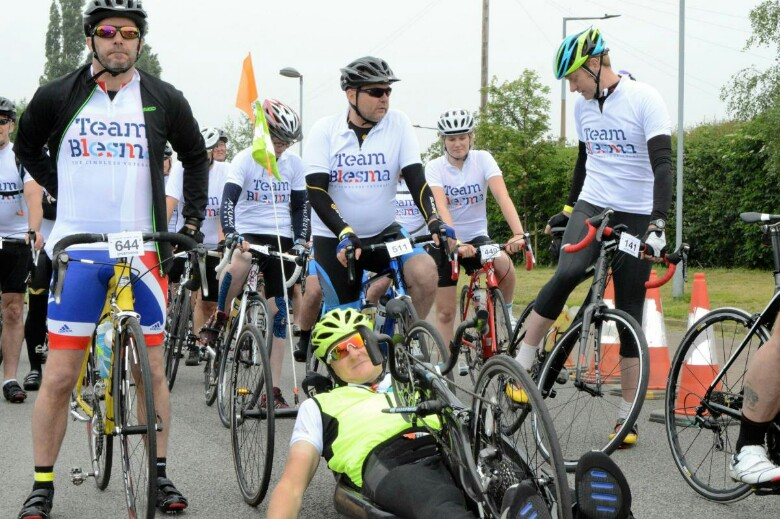 Veterans and Injured Service Personnel Join Forces For 100 Mile Charity Cycle