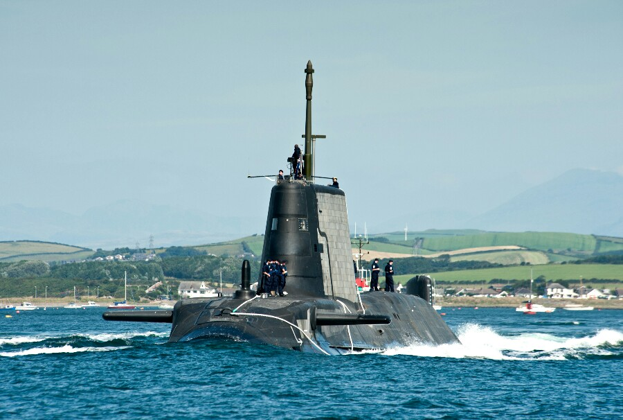 A 'Major Step Forward' For UK's Nuclear Submarine Capability