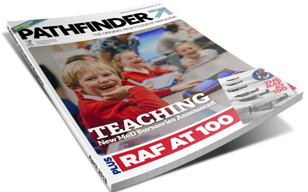 Read The April Issue Of Pathfinder Here