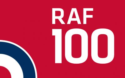 RAF Marks 100th Anniversary By Inspiring Canadian Youth