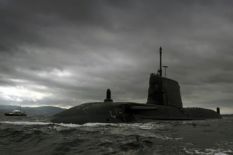 £2.5bn Nuclear Subs Investment To Sustain Thousands Of Jobs