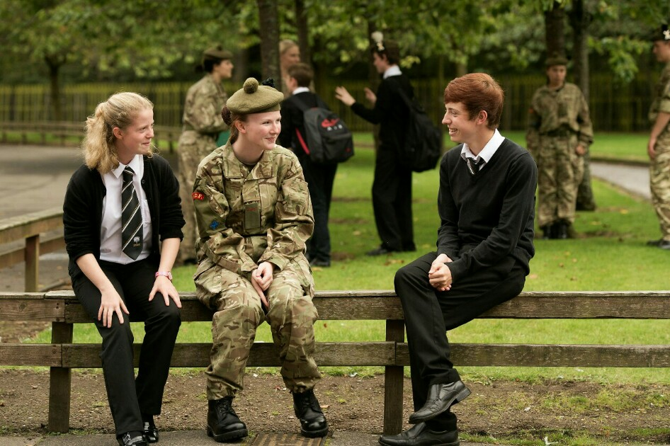 New Initiative To Support Forces Kids