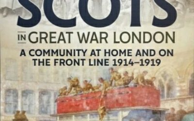 Scots In Great War London