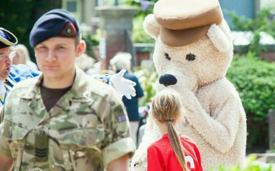 All The Fun Of The Fayre, In Aid Of Disabled Veterans
