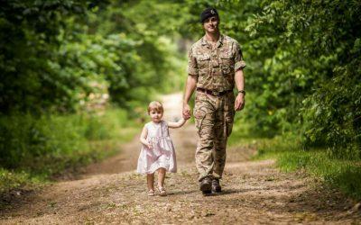 Military Families Making Memories