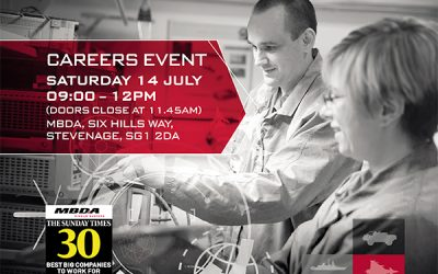 MBDA Careers Event
