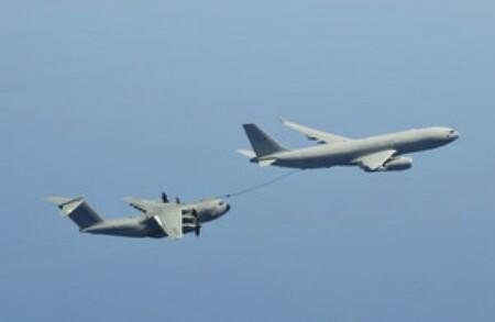 RAF Recieves 20th Atlas Aircraft