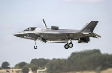 F35s Premier Vertical Landing Prowess