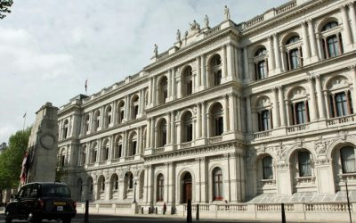 UK Hosts Australia Ministerial Talks