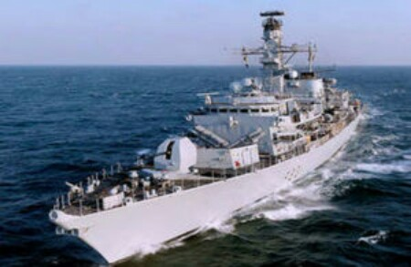 Boost To UK-Egyptian Naval Cooperation
