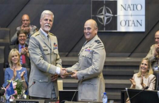 Britain's Chairmanship Of NATO Military Committee