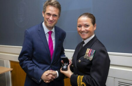 New Medal To Recognise The Fight Against Daesh