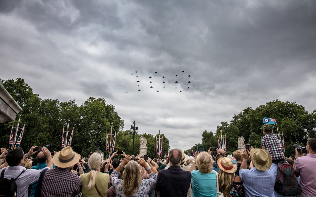 Pathfinder Editor Recalls His Own RAF Flypast Memories