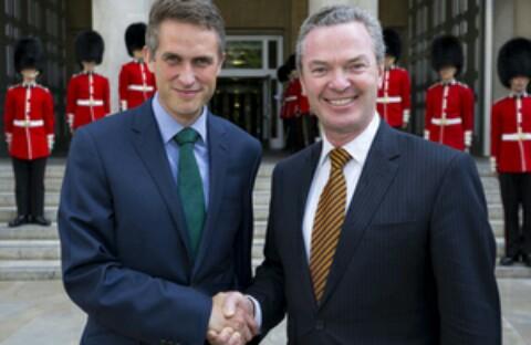 Williamson Meets Australian Counterpart Following £20bn Deal