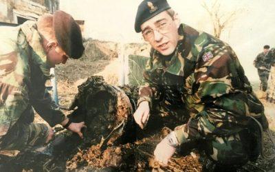 Brigadier Promotion For Lifetime Reservist