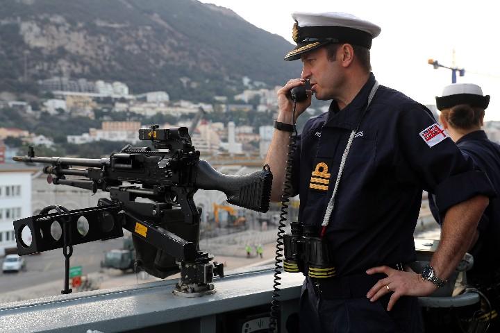HMS Daring Crew To Receive New Award