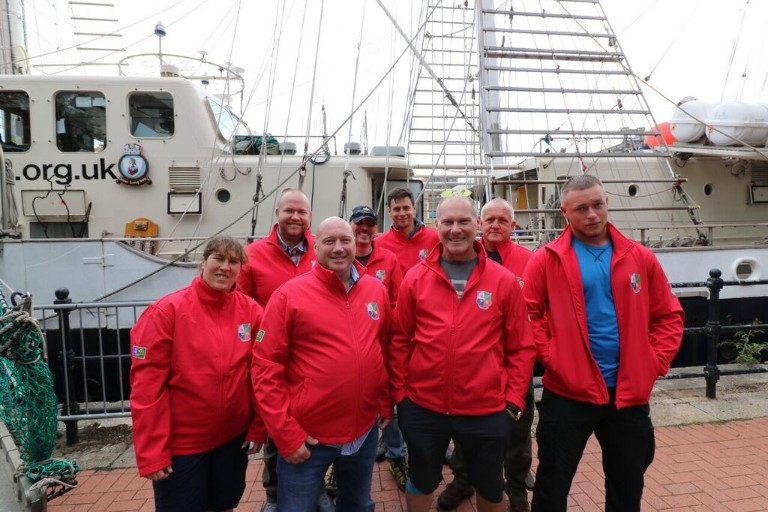 Veterans Sailing Last Leg Of Round Britain Challenge