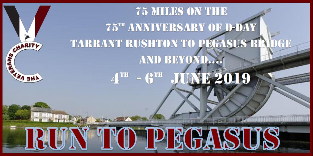 Run to Pegasus | Pathfinder International