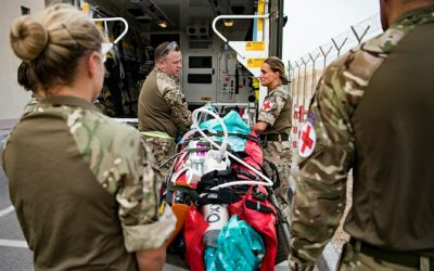 Medics Train For Oman Exercise