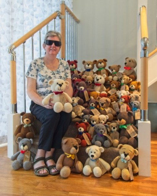 37 Bears For 37 Soldiers