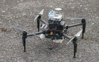 UK Tests Life-Saving Chemical Detection Robots