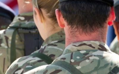 Female Veterans Feel Less Supported On Civvy Street