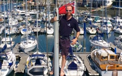 Charity To Wave Farewell To Round The World Sailor