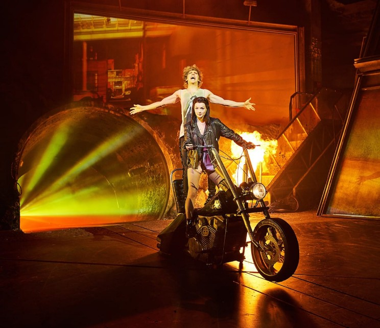 Bat Out Of Hell: Special Performance For Invictus Games | Pathfinder