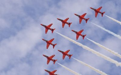 Red Arrows' North American Tour