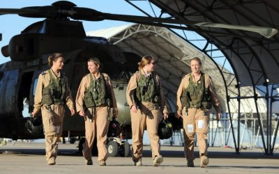 RAF Wins Women Of The Year