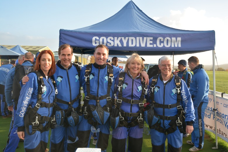 Remembrance Weekend Skydive