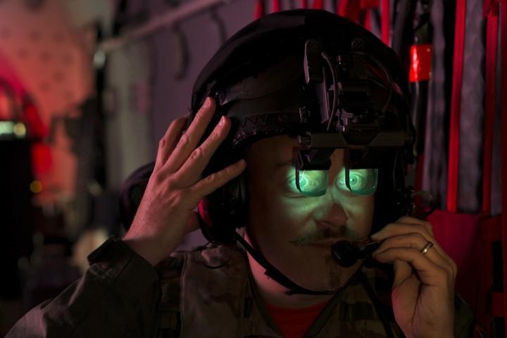 New Chinook Simulators Ready For Training